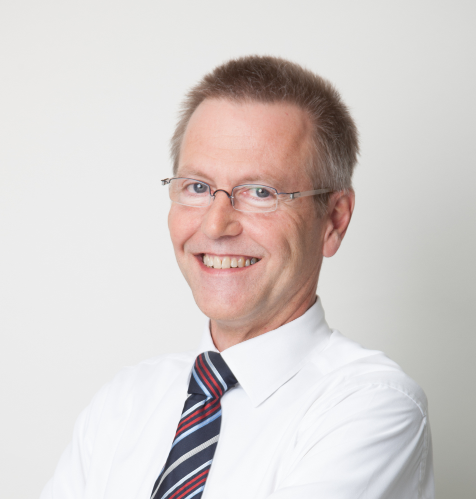 Peter Muehlethaler, Sales Manager Cyfex