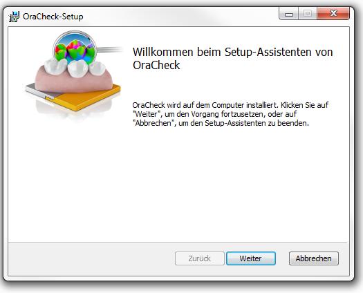 Installation Doppelklicken Sie auf der Aufnahmeeinheit die heruntergeladene Datei und folgen Sie den Instruktionen auf d
