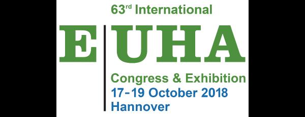 EUHA logo english
